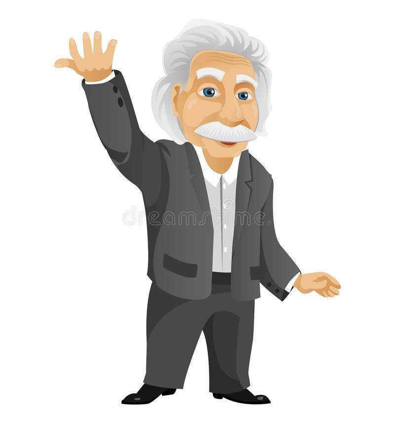 Einstein στοκ εικόνες με δικαίωμα ελεύθερης χρήσης
