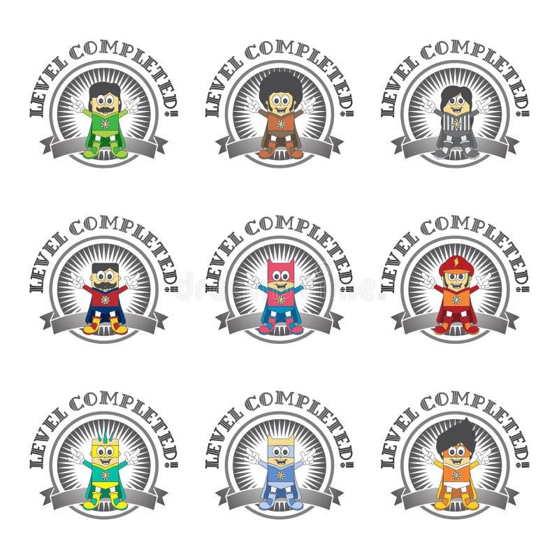 Download Χαρακτήρας Superhero διανυσματική απεικόνιση. εικονογραφία από savior - 62712130