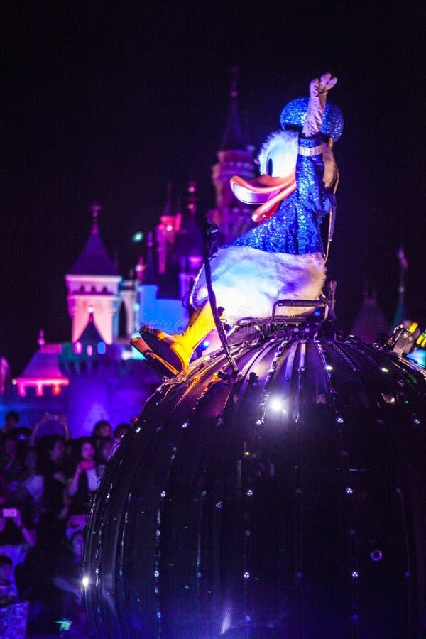 Χαρακτήρες νεράιδων Disneyland στοκ εικόνα
