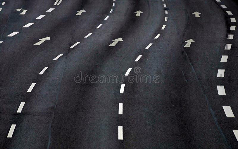 χαρακτηρισμός του δρόμο&upsilo στοκ φωτογραφίες