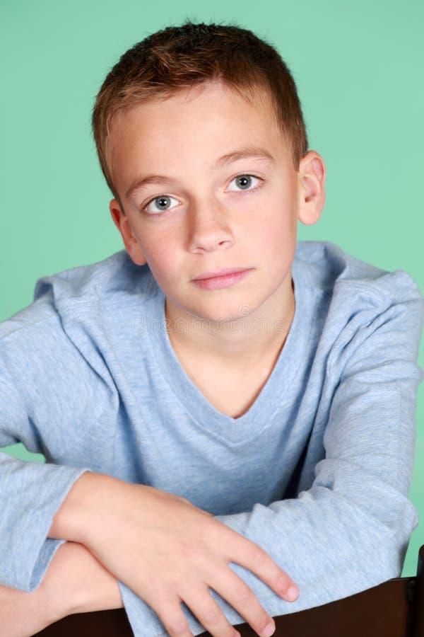 Χαριτωμένο αγόρι στοκ φωτογραφία με δικαίωμα ελεύθερης χρήσης