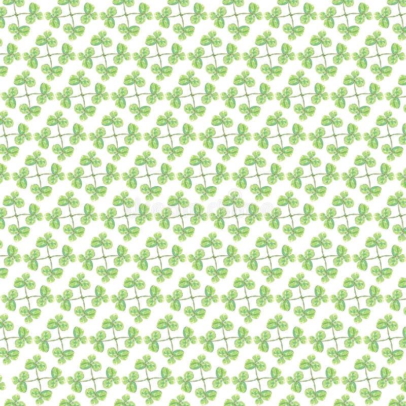 Χαριτωμένο πράσινο σχέδιο φύλλων στο άσπρο υπόβαθρο στοκ εικόνες με δικαίωμα ελεύθερης χρήσης