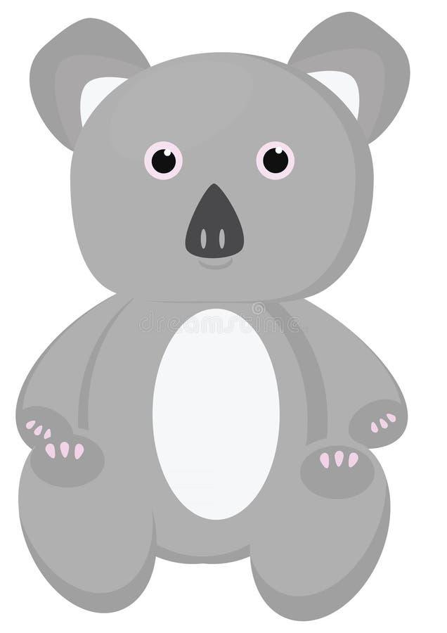 Download χαριτωμένο koala διανυσματική απεικόνιση. εικονογραφία από βελούδο - 17053294