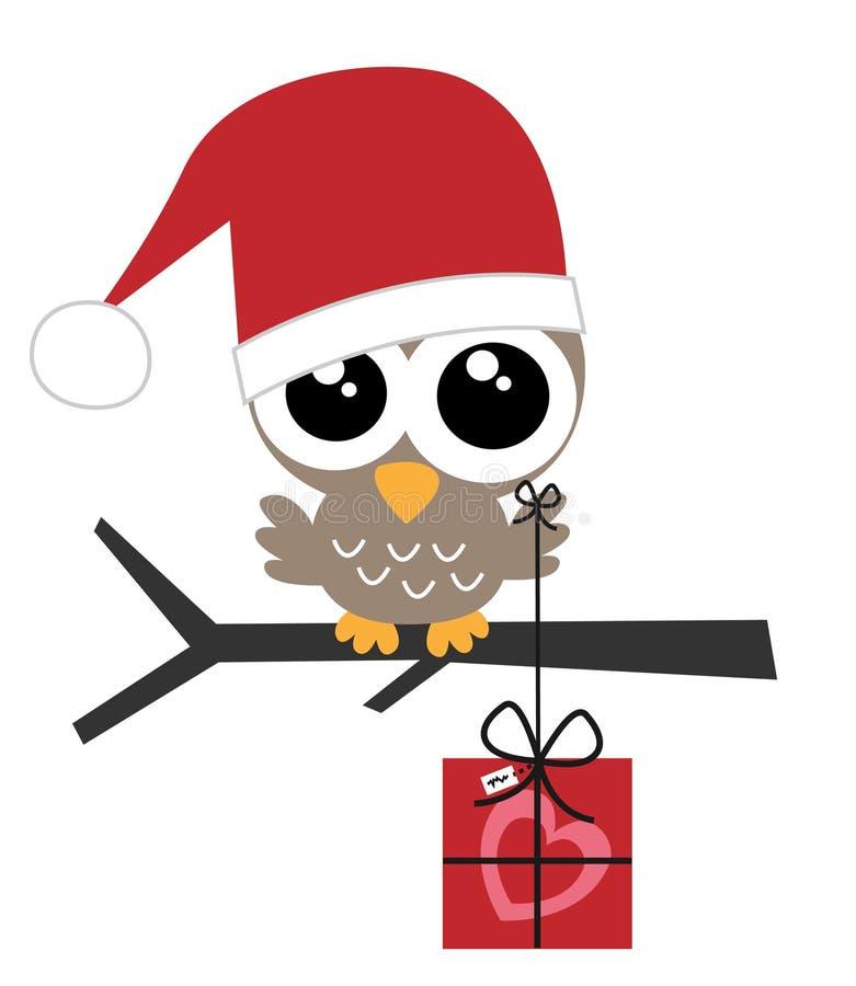 Χαρούμενα Χριστούγεννα καλές διακοπές διανυσματική απεικόνιση