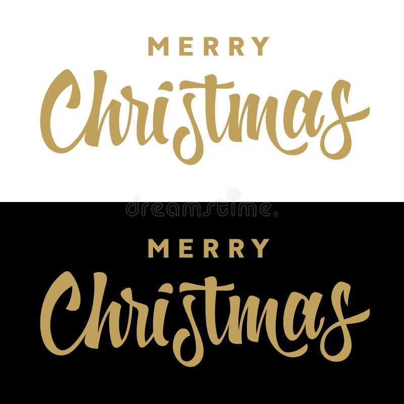 Χαρούμενα Χριστούγεννα 006 διανυσματική απεικόνιση