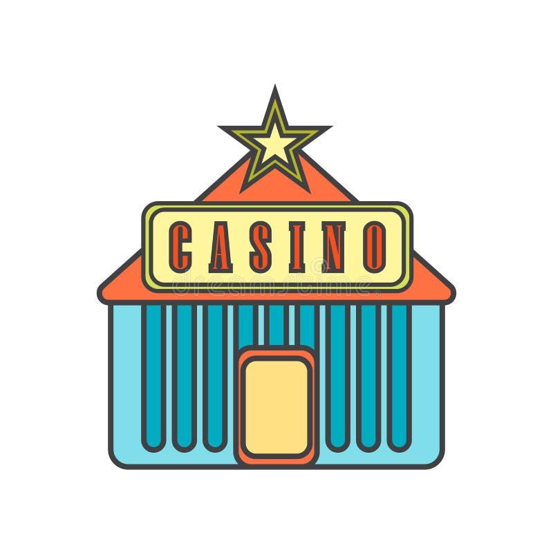 Χαρτοπαικτικών λεσχών σημάδι και σύμβολο εικονιδίων διανυσματικό που απομονώνονται στο άσπρο υπόβαθρο, έννοια λογότυπων χαρτοπαικ διανυσματική απεικόνιση