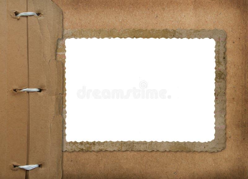 χαρτοφυλάκιο φωτογραφ&io απεικόνιση αποθεμάτων