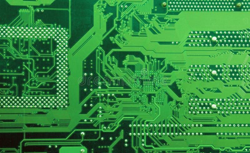 Χαρτόνι κυκλωμάτων υπολογιστών στοκ εικόνες με δικαίωμα ελεύθερης χρήσης
