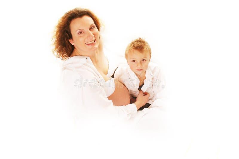 χαρτόνι μωρών στοκ εικόνες