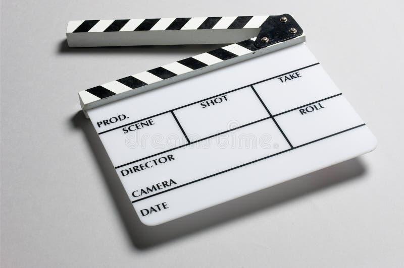 χαρτόνι πλάκα σκηνοθέτη s στοκ φωτογραφίες με δικαίωμα ελεύθερης χρήσης