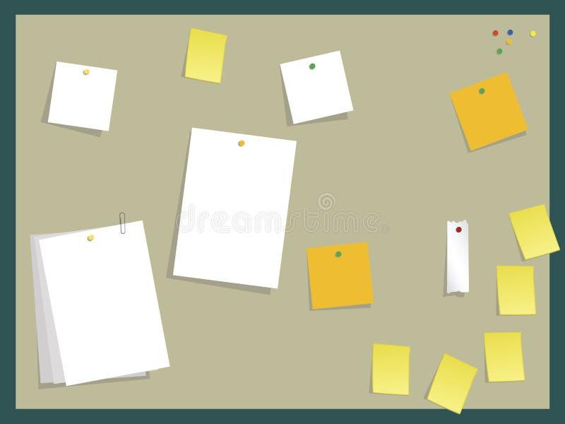 χαρτόνι απεικόνιση αποθεμάτων