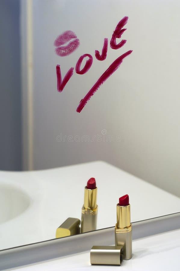 χαστούκι αγάπης Στοκ εικόνα με δικαίωμα ελεύθερης χρήσης