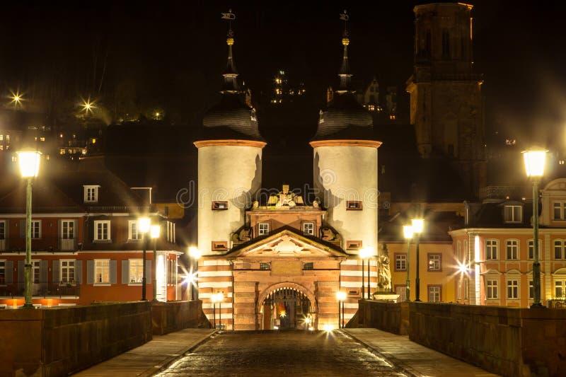 Χαϋδελβέργη, Γερμανία στοκ εικόνες