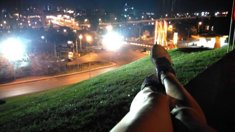 Χαλαρώστε στην πόλη στοκ φωτογραφία με δικαίωμα ελεύθερης χρήσης