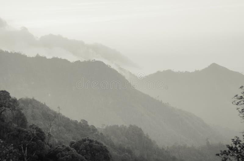 Χαλαρώστε το βουνό στοκ εικόνες