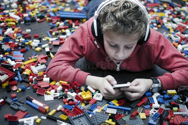 Χαλασμένο παιδάκι στοκ φωτογραφία