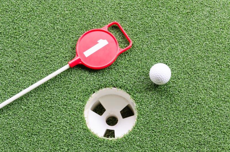 χείλι γκολφ φλυτζανιών σ στοκ φωτογραφίες με δικαίωμα ελεύθερης χρήσης
