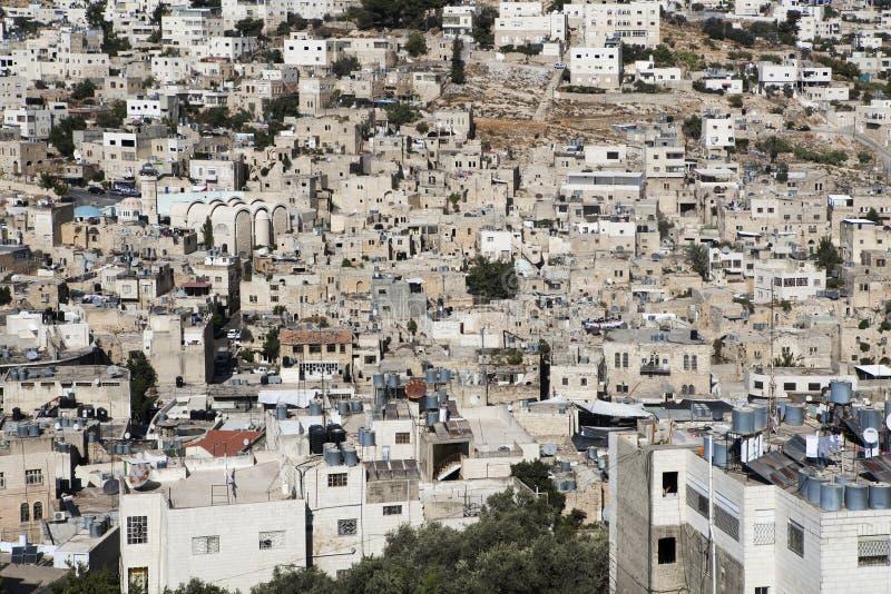 Χεβρώνα, Palestina στοκ εικόνα με δικαίωμα ελεύθερης χρήσης