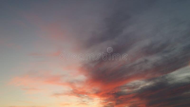 Χειμερινά σύννεφα στοκ φωτογραφία με δικαίωμα ελεύθερης χρήσης