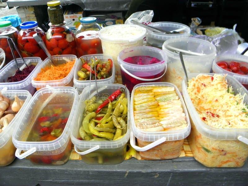 Χειμερινά τρόφιμα στοκ εικόνες