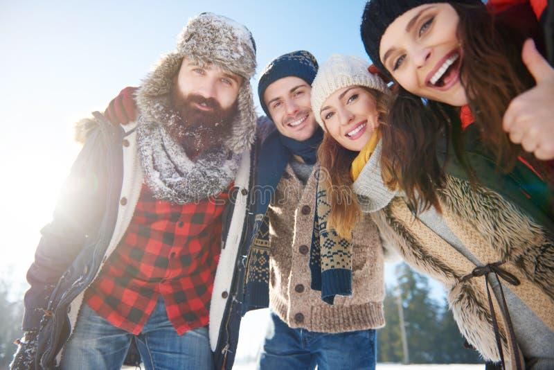 Χειμερινές διακοπές στοκ εικόνες