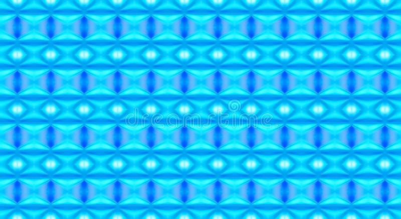 Χειμερινή άνευ ραφής γεωμετρική διακόσμηση Σύσταση για το ύφασμα, τύλιγμα απεικόνιση αποθεμάτων