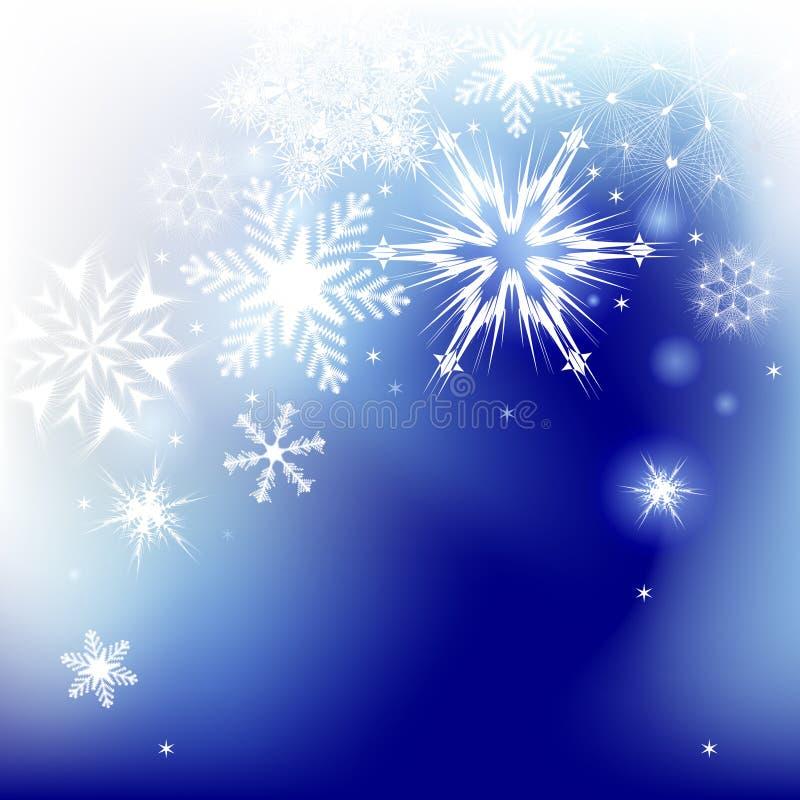 Χειμερινή ανασκόπηση απεικόνιση αποθεμάτων