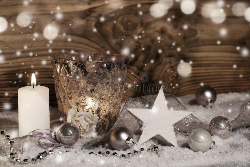 Χειμερινή ζωή Χριστουγέννων ακόμα στοκ φωτογραφίες με δικαίωμα ελεύθερης χρήσης