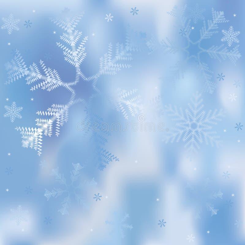 Χειμερινή φαντασία απεικόνιση αποθεμάτων