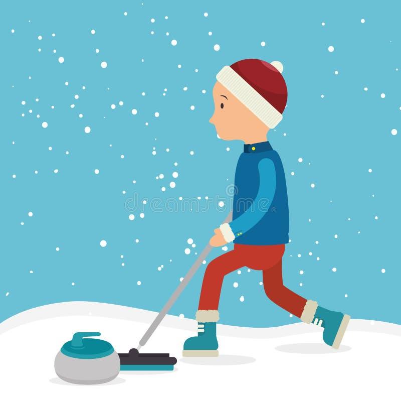 Download Χειμερινός αθλητισμός και εξαρτήματα ένδυσης Διανυσματική απεικόνιση - εικονογραφία από ακτινίου, διασκέδαση: 62702270