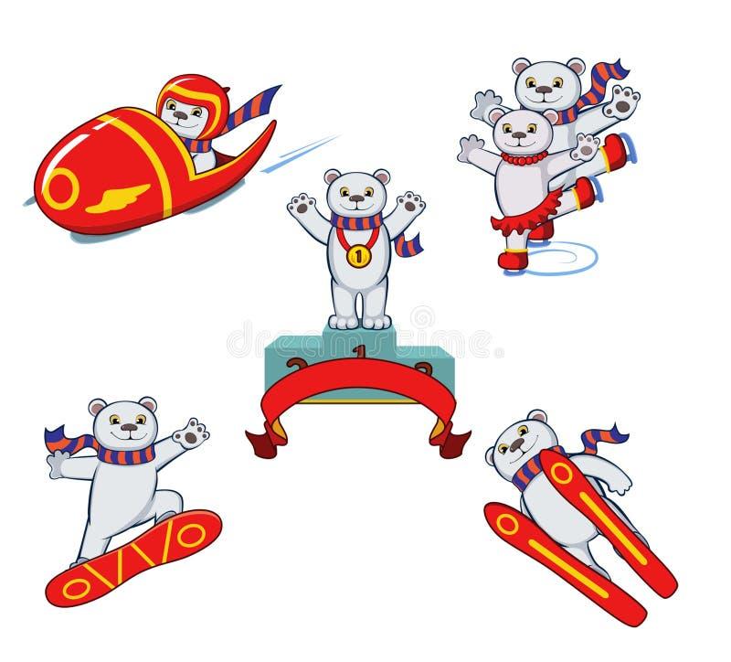 Χειμερινός αθλητισμός στοκ φωτογραφία με δικαίωμα ελεύθερης χρήσης