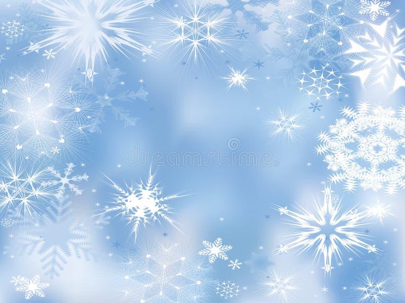 Χειμερινό όνειρο ελεύθερη απεικόνιση δικαιώματος