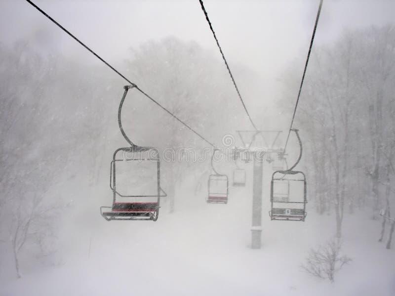χειμώνας άσχημου καιρού στοκ φωτογραφίες