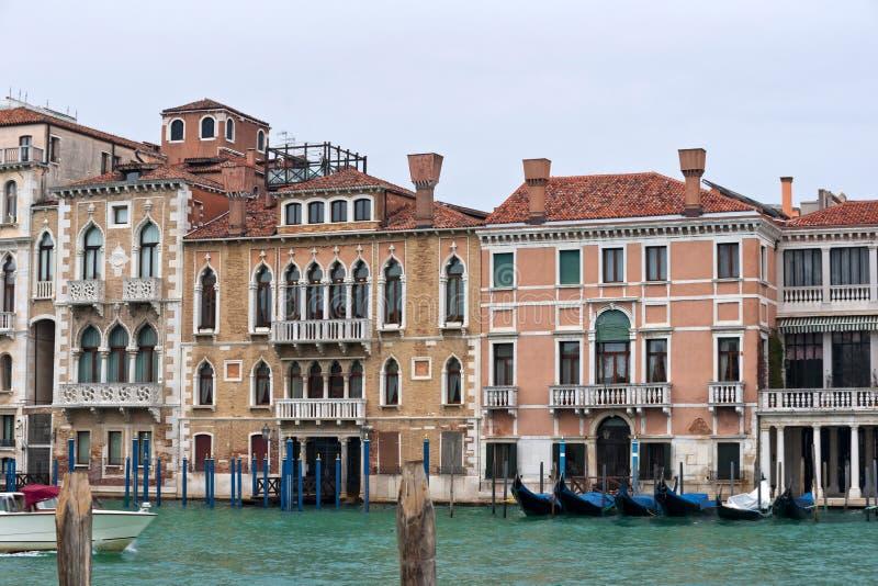 Χειμώνας Βενετία στοκ εικόνες