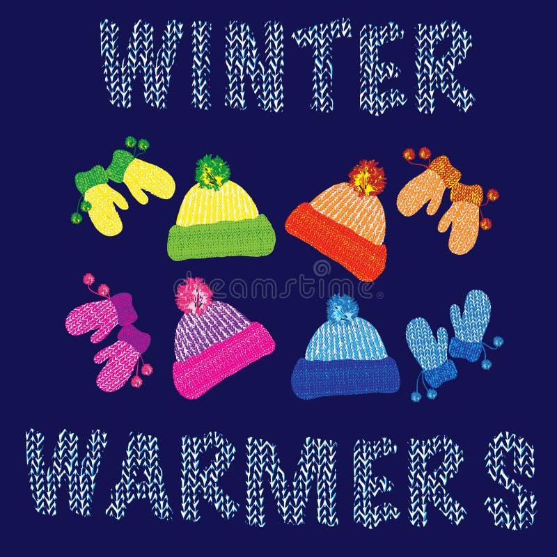 χειμώνας μαγκάών ελεύθερη απεικόνιση δικαιώματος