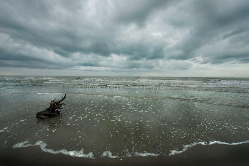 χειμώνας παραλιών στοκ φωτογραφίες με δικαίωμα ελεύθερης χρήσης