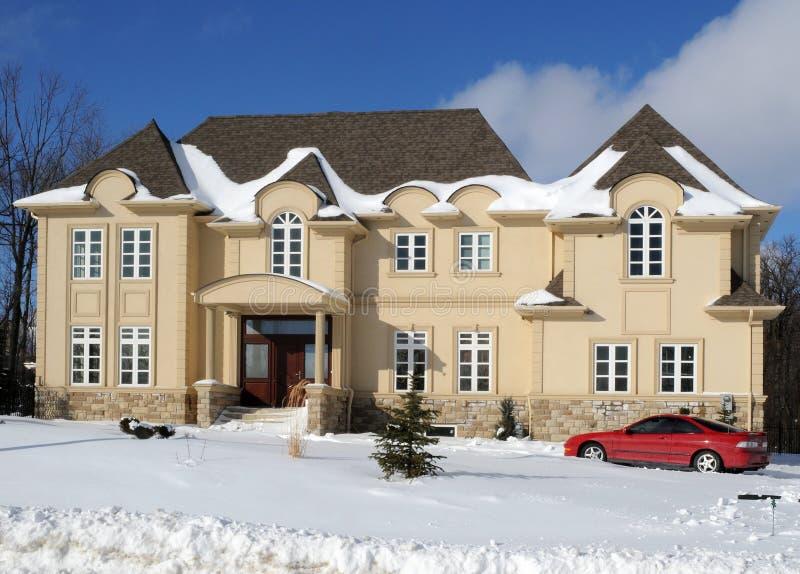 χειμώνας πολυτέλειας σ&pi στοκ εικόνα με δικαίωμα ελεύθερης χρήσης
