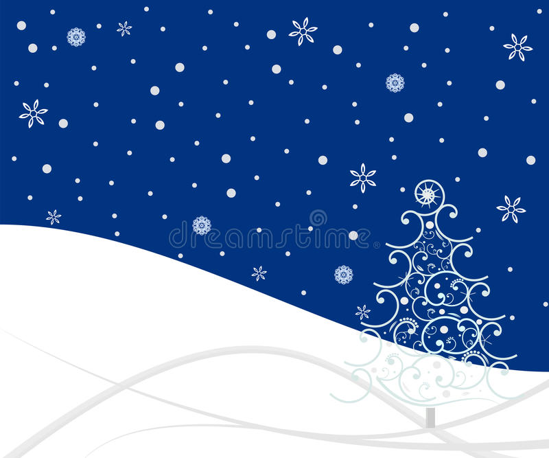 Χειμώνας στροβίλου στοκ φωτογραφίες με δικαίωμα ελεύθερης χρήσης