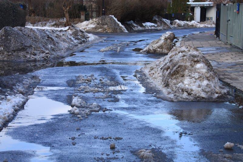 Download χειμώνας τελών στοκ εικόνα. εικόνα από λακκούβα, τέλος - 13183821