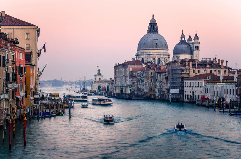χειμώνας της Βενετίας στοκ εικόνες με δικαίωμα ελεύθερης χρήσης