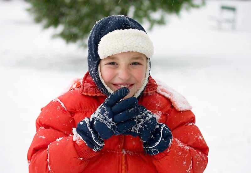 Download χειμώνας 1 ημέρας στοκ εικόνες. εικόνα από χαμόγελο, ευτυχής - 378376