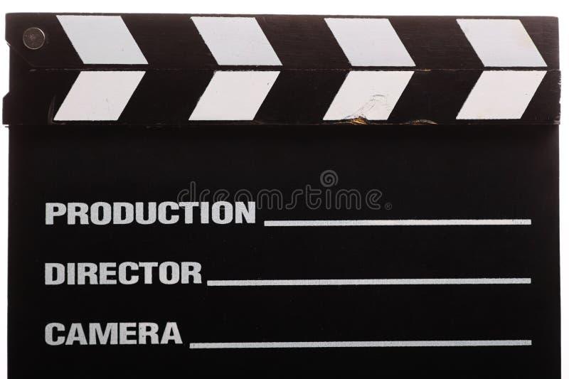 Χειροκρότημα κινηματογράφων στοκ φωτογραφίες