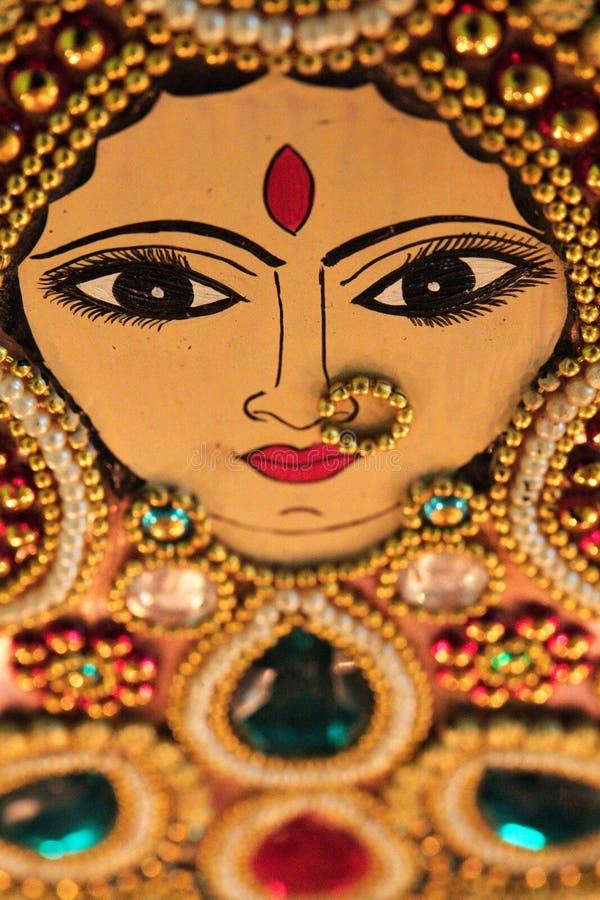 Χειροποίητη τέχνη της θεάς Furga στοκ φωτογραφία με δικαίωμα ελεύθερης χρήσης