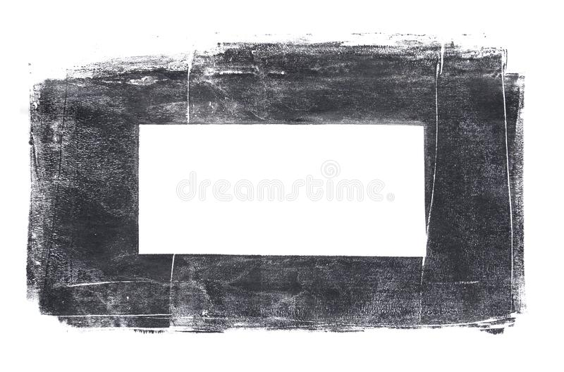 Χειροποίητο μικτό κατασκευασμένο πλαίσιο μέσων απεικόνιση αποθεμάτων