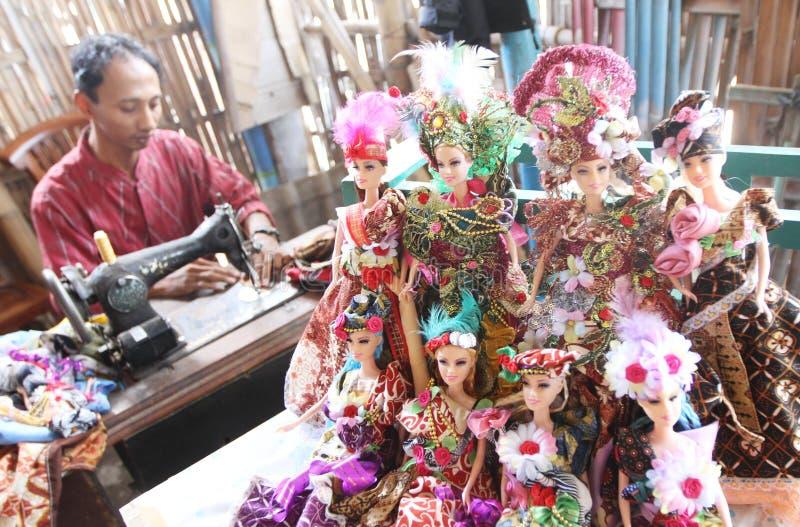 Χειροποίητο barbie στοκ φωτογραφία με δικαίωμα ελεύθερης χρήσης