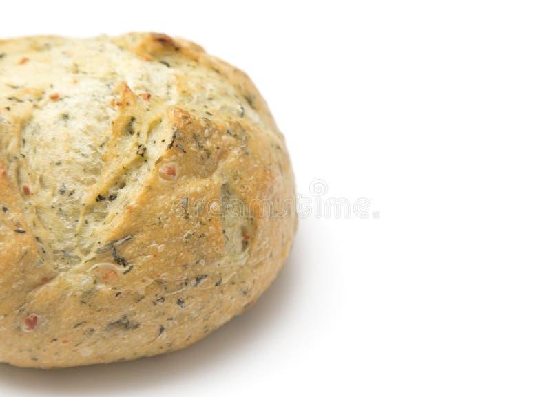 Χειροτεχνικό ψωμί χορταριών στοκ φωτογραφία με δικαίωμα ελεύθερης χρήσης