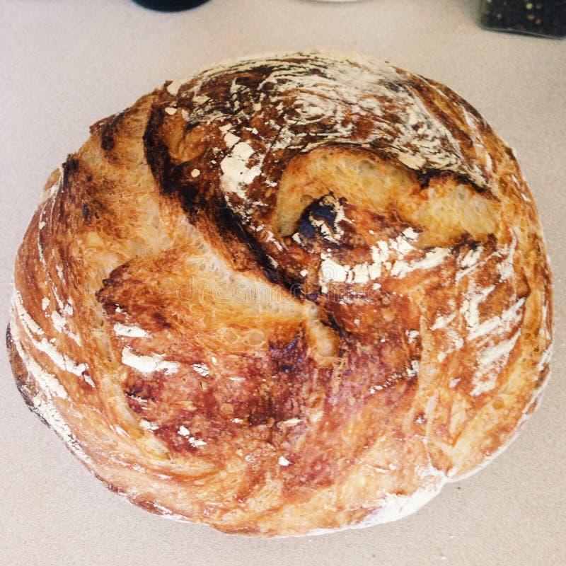Χειροτεχνικό ψωμί στοκ εικόνα