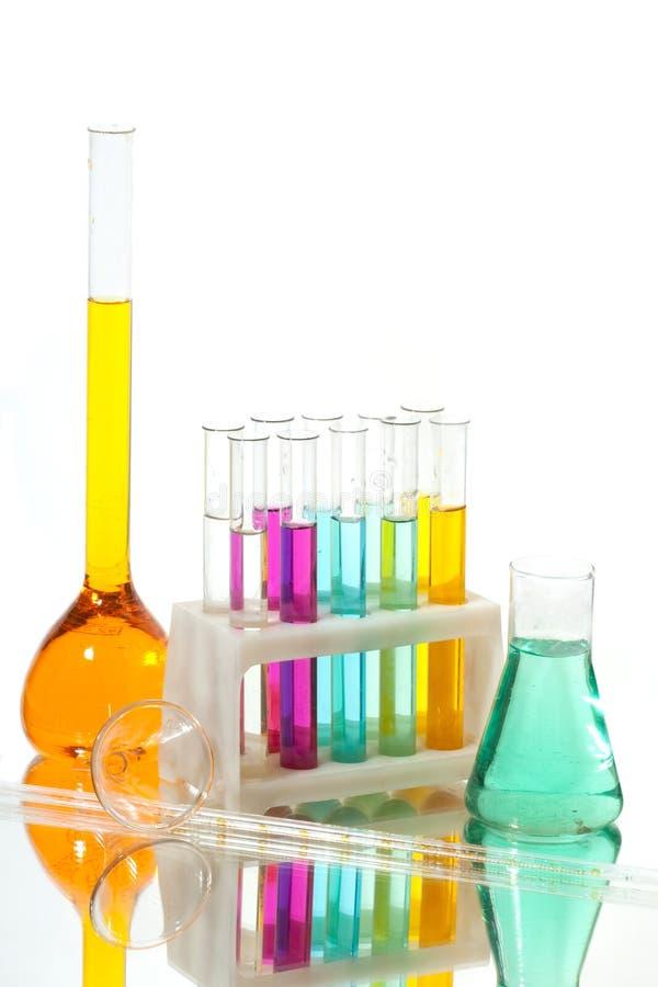 χημεία στοκ εικόνα με δικαίωμα ελεύθερης χρήσης