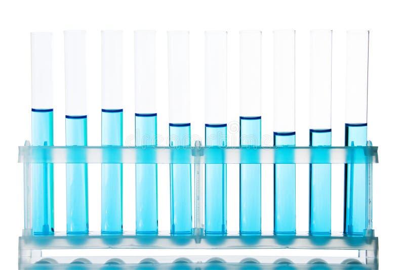 χημικά γυαλικά στοκ φωτογραφίες