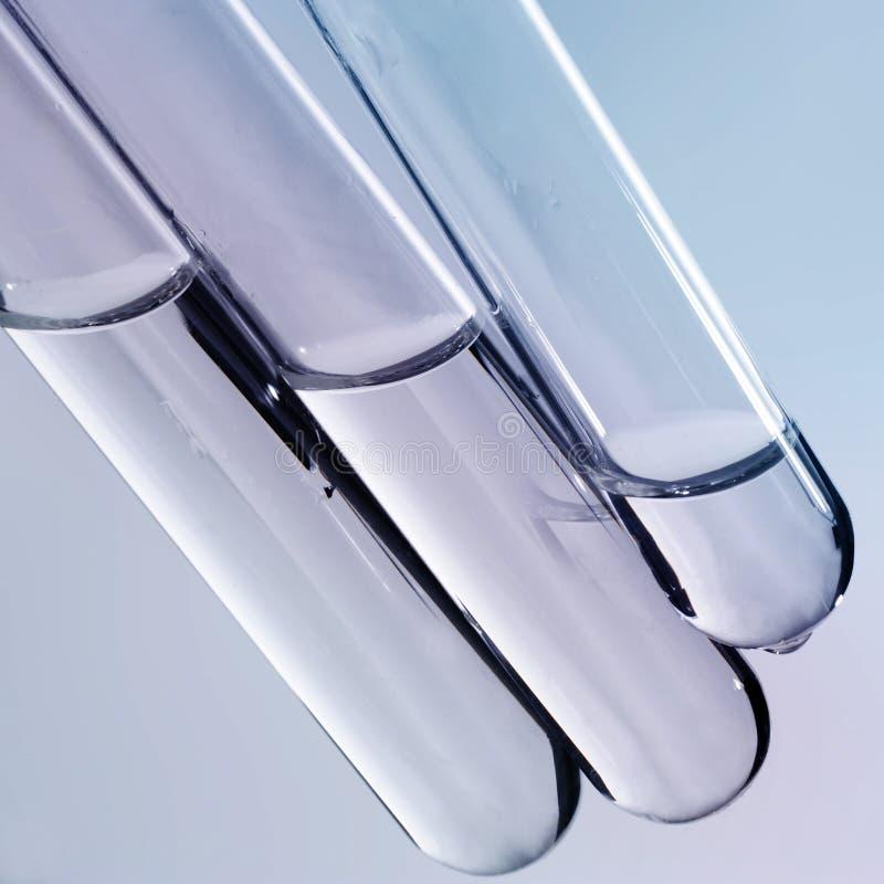 χημικοί σωλήνες στοκ εικόνες με δικαίωμα ελεύθερης χρήσης